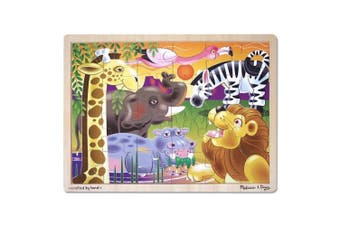 African Plains 24pcs Puzzle MND-2937