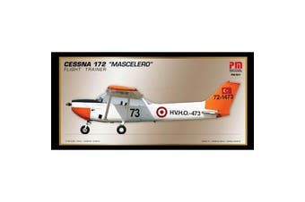 "PM Model 1/48 Cessna 172 ""Mescalero"" Flight Trainer Kit"