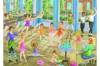 Ballet Lesson by Ingrid 35pcs Puzzle