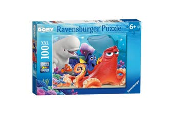 Disney Finding Dory Adventure Is Brewing 100pcs Puzzle