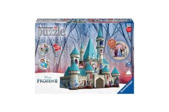 Frozen II Castle 3D 216pcs 3D Puzzle