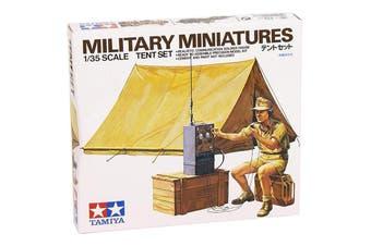 Tamiya 1/35 Tent Set
