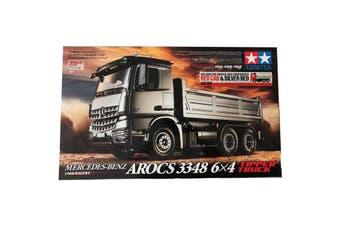 Tamiya 1/14 Mercedes Benz Arocs 3348 6x4 Tipper Truck RC Kit