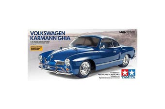 Tamiya 1/10 Volkswagen Karmann Ghia M-06 Chassis RR RC Kit