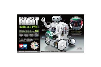 Tamiya Microcomputer Robot (Wheeled Type) Kit