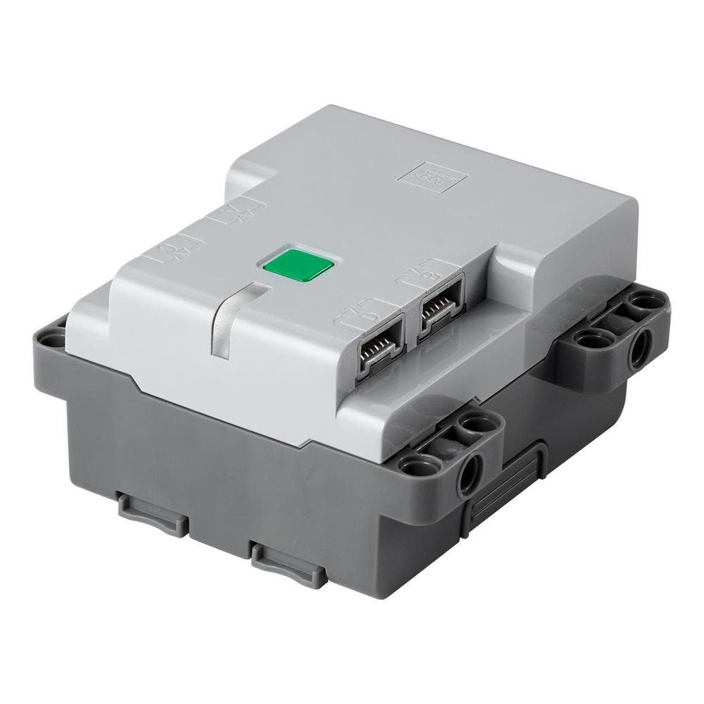 TECHNIC HUB 88012 - LEGO Bring LEGO® Technic™ creations to life with the LEGO Powered Up Technic Hub (88012). This advanced control unit features an integrated tilt sensor, as well as 4 input/output ports to program and control LEGO Powered Up sensors, motors and lights.