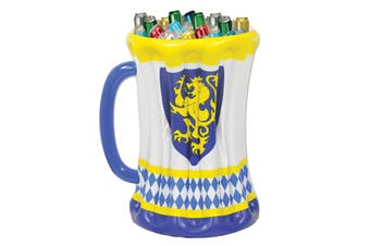 Beer Stein Oktoberfest Beach Party Costume Inflatable Beer Drinks Ice Cooler