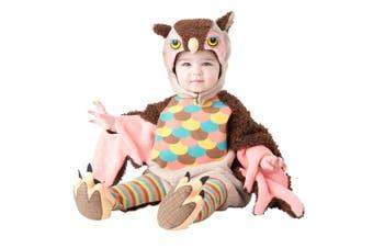 Owlette Owl Owlet Bird Animal Dress Up Infant Toddler Girls Costume