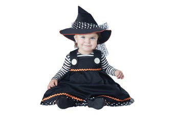 Crafty Lil Witch Storybook Wicked Sorceress Book Week Toddler Girls Costume