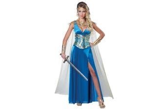 Warrior Queen Medieval Daenerys Targaryen Game of Thrones Womens Costume