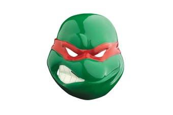 Raphael TMNT Teenage Mutant Ninja Turtles Superhero Boys Men Costume Mask