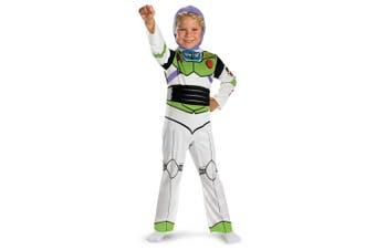 Buzz Lightyear Classic Spaceman Disney Pixar Toy Story Boys Costume