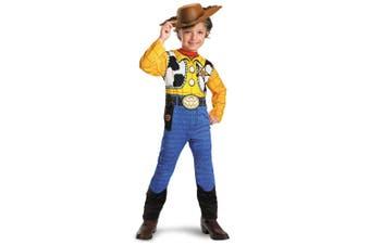Woody Classic Sheriff Cowboy Disney Pixar Toy Story Dress Up Boys Costume