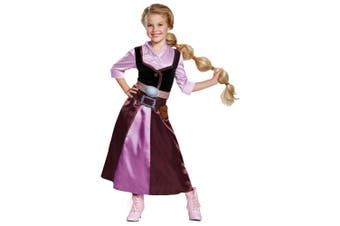 Rapunzel Season 2 Classic Disney Tangled Princess Toddler Girls Costume 3T - 4T