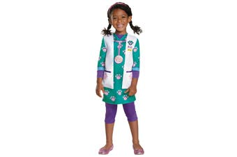 Doc Pet Vet Classic Disney Doc McStuffins Hospital Toddler Girls Costume