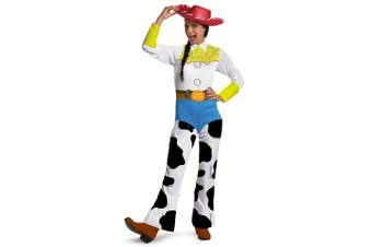 Jessie Classic Yodeling Cowgirl Rodeo Disney Pixar Toy Story Womens Costume