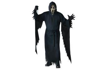 Zombie Ghost Face Killer Slasher SCRE4M Horror Deluxe Collector's Men Costume