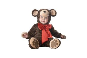 Lil' Teddy Bear Animal Deluxe Baby Boys Girls Infant Costume