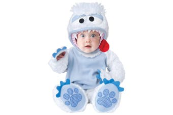 Abominable Snowbaby Yeti Bigfoot Deluxe Baby Boys Infant Costume