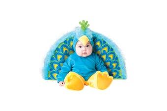 Precious Peacock Bird Animal Deluxe Toddler Boys Girls Costume
