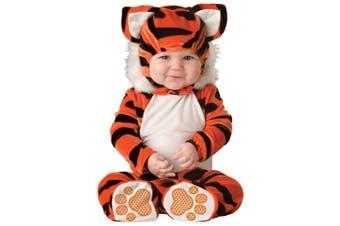 Tiger Tot Infant Animal Jungle Toddler Infant Baby Boys Costume