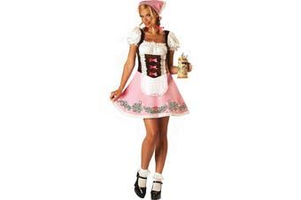 Fetching Fraulein Oktoberfest Beer Maid Women Costume