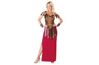 Gorgeous Gladiator Xena Roman Spartan Women Costume