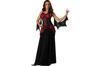 Vampiress Vampire Gothic Dracula Twilight Halloween Women Costume