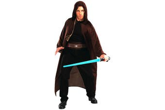 Star Wars Jedi Knight Men Robe Costume Blister Kit