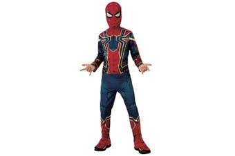 Spider-Man Classic Iron Spider Marvel Avengers Endgame Superhero Boys Costume