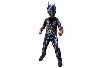 Optimus Prime Classic Transformers Superhero Book Week Child Boys Costume
