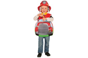 Marshall Candy Catcher Paw Patrol Rescue Dogs Book Week Licensed Boys Costume S