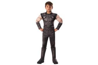 Thor Deluxe Marvel Avengers Infinity Endgame Superhero Book Week Boys Costume