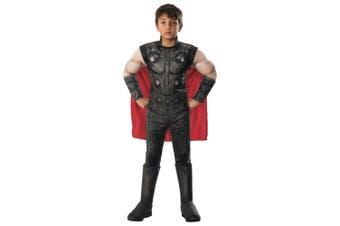 Thor Ragnarok Deluxe Avengers Endgame Marvel Superhero Licensed Boys Costume