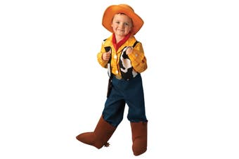 Woody Toy Story Disney Platinum Cowboy Boys Costume
