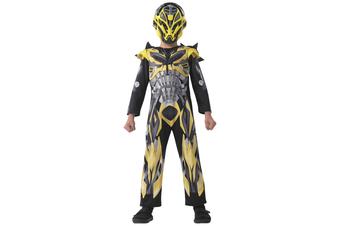 Bumblebee Deluxe Transformers 4 Age Of Extinction Superhero Child Boys Costume