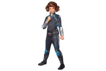 Black Widow Deluxe Avengers Marvel Hero Superhero Girls Costume