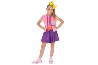 Jojo Siwa Music Video Outfit Pink YouTube Star Celebrity Singer Girls Costume