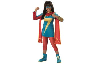 Ms. Marvel Secret Warriors Marvel Rising Superhero Book Week Girls Costume