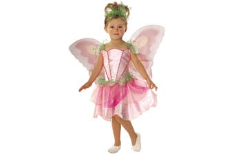 Springtime Fairy Fairytale Garden Pixie Story Book Week Girls Costume