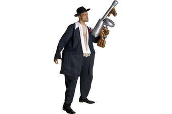 Johnny Goomba Fat Gangster 20s Funny Men Costume