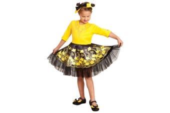 Emma Deluxe Ballerina Dress The Wiggles Yellow Book Week Toddler Girls Costume