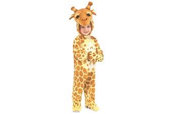 Giraffe Wild Animal Zoo African Book Week Dress Up Child Toddler Boys Costume
