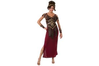 Glamazon Greek Roman Warrior Xena Spartan Gladiator Warrior Womens Costume