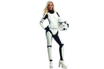 Female Stormtrooper Star Wars Licensed Womens Costume and Helmet