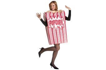 Movie Night Popcorn Food Junkfood Funny Dress Up Women Men Costume