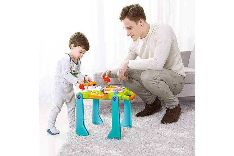 Hola 3 in 1 Convertible Activity Table and Walker