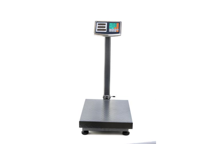300KG Commercial Electronic Computing Digital Platform Scales Postal Shop Scale Weight