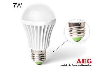 AEG LED Screw E27 Warm White 7w 60W Light Globe/Lightbulb Lamp Bulb 780 Lumen
