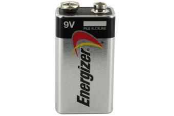 Energizer Max 9V Alkaline Batteries 2 Pack